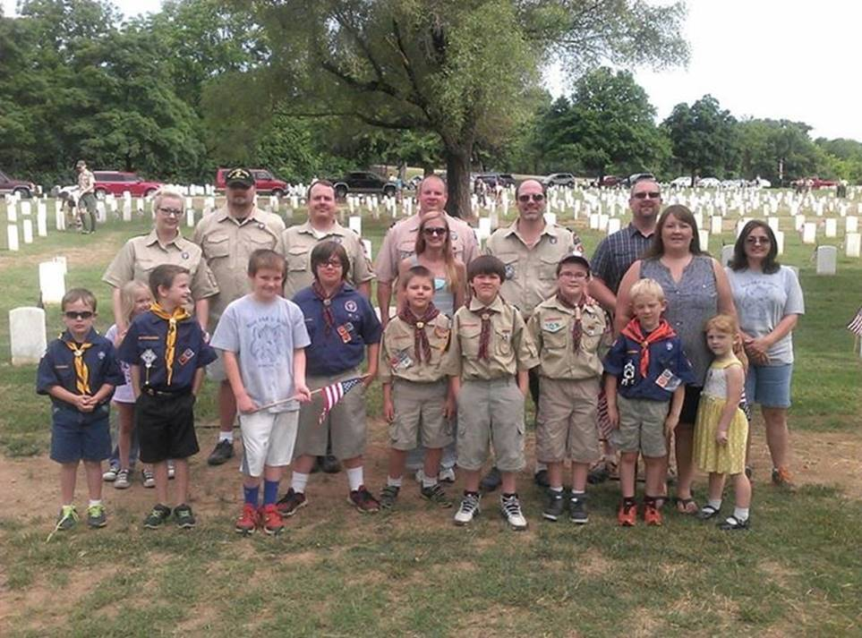boy scouts 2548975 - St. Philip's Episcopal Church