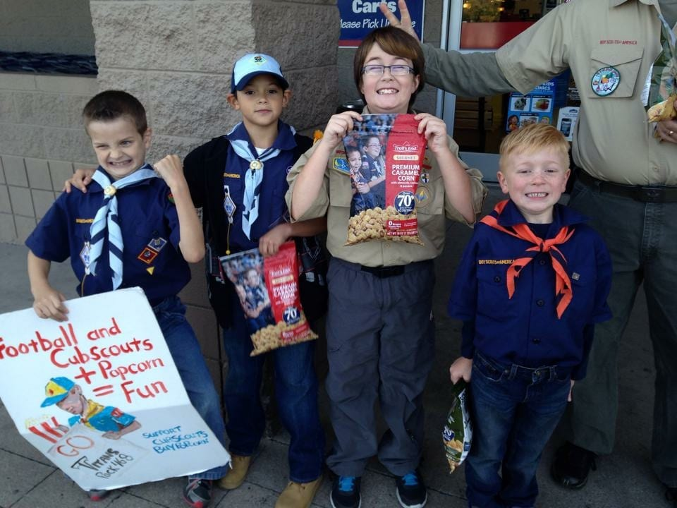 boy scouts 3521201 - St. Philip's Episcopal Church
