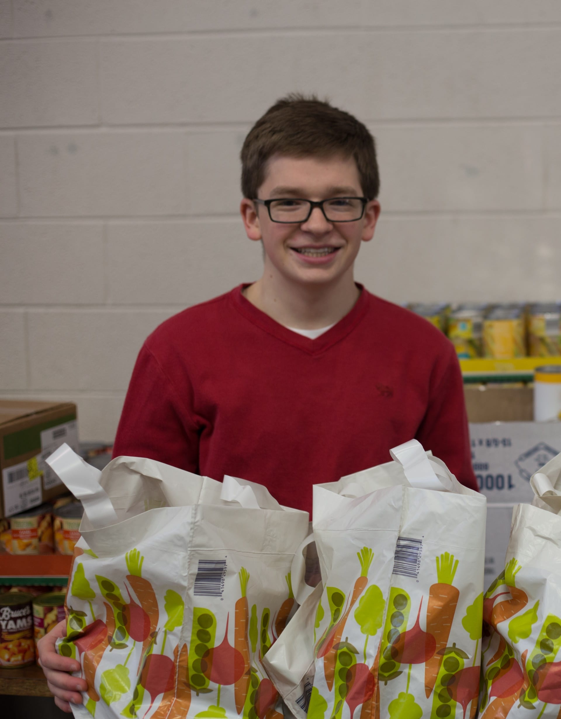 second harvest christmas food distribution 2017 img 1375 - St. Philip's Episcopal Church