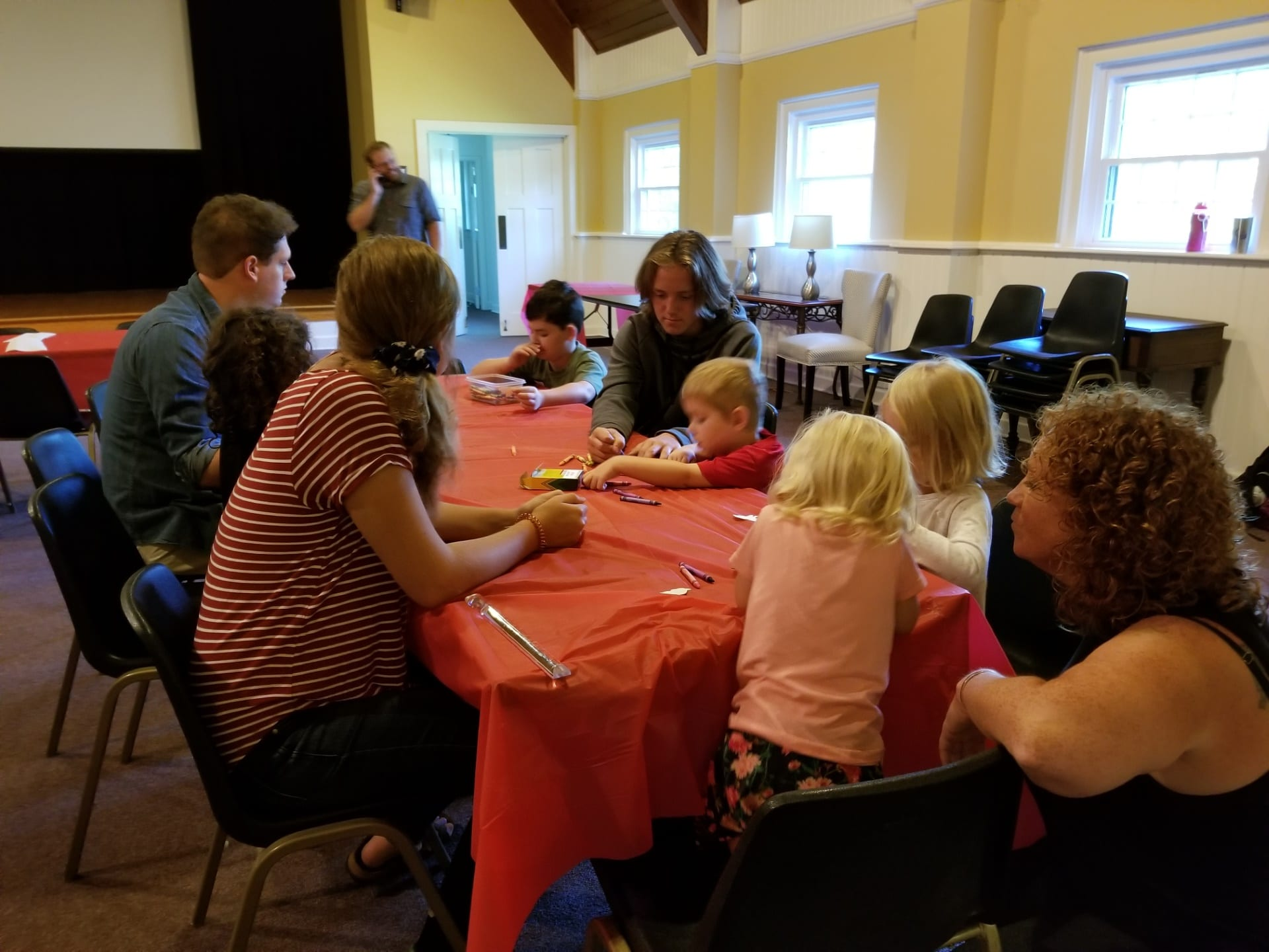 vacation bible school 20190727 093422 - St. Philip's Episcopal Church