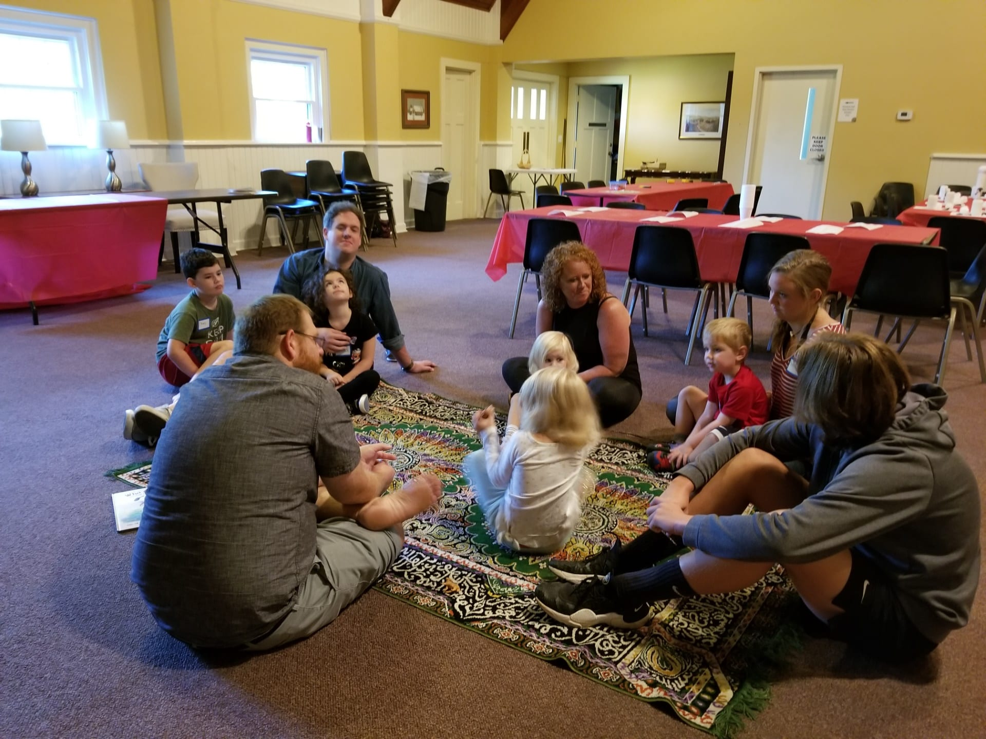 vacation bible school 20190727 094329 - St. Philip's Episcopal Church