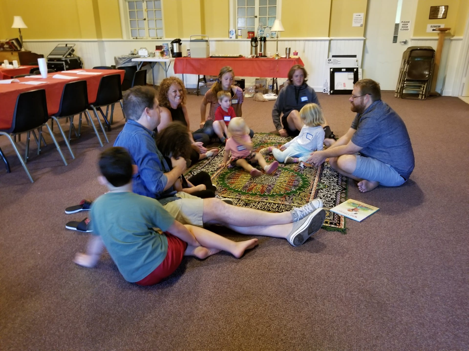 vacation bible school 20190727 094347 - St. Philip's Episcopal Church