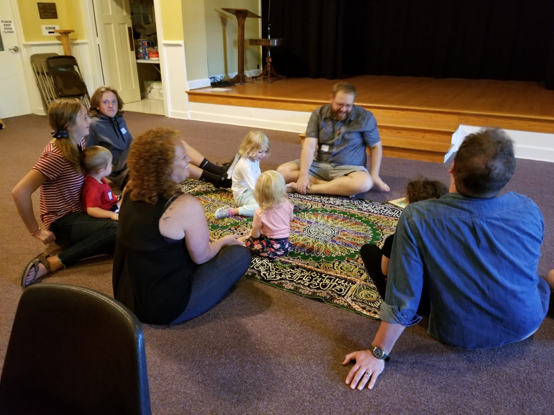 vacation bible school 20190727 094400 - St. Philip's Episcopal Church